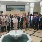 Organisation d'une visite d'une délégation Allemande (Tanger 4 Mars 2020)