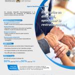 Appel à Manifestation d'Intérêt Lancement de l'offre « Restructuration » au profit des Entreprises en difficulté